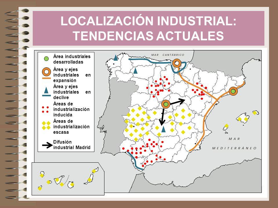 LOCALIZACIÓN INDUSTRIAL: TENDENCIAS ACTUALES