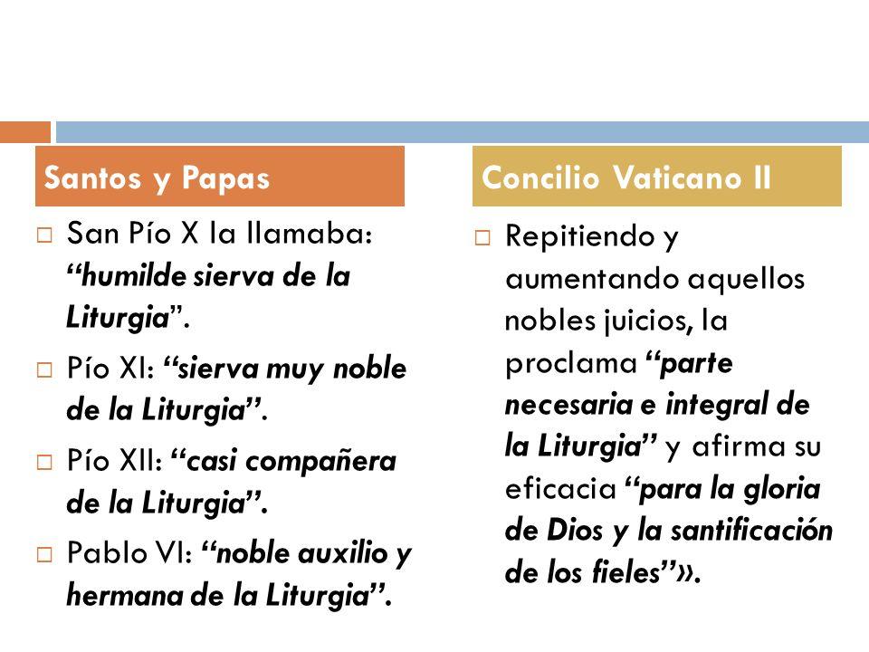 Santos y Papas Concilio Vaticano II