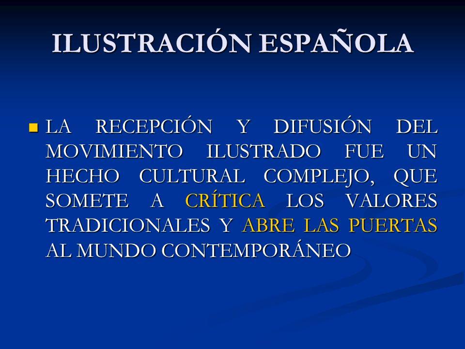 ILUSTRACIÓN ESPAÑOLA