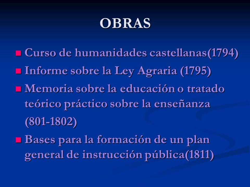 OBRAS Curso de humanidades castellanas(1794)