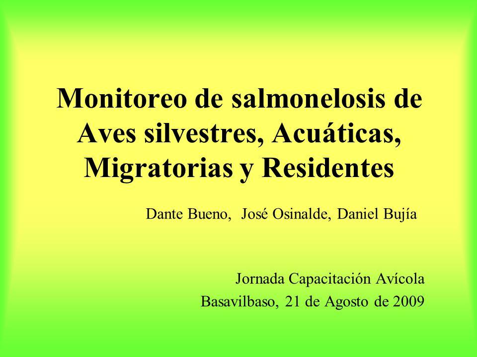 Jornada Capacitación Avícola Basavilbaso, 21 de Agosto de 2009