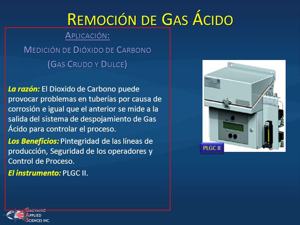 Medición de Dióxido de Carbono