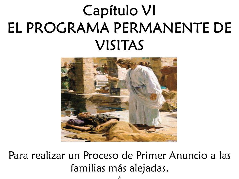 EL PROGRAMA PERMANENTE DE VISITAS