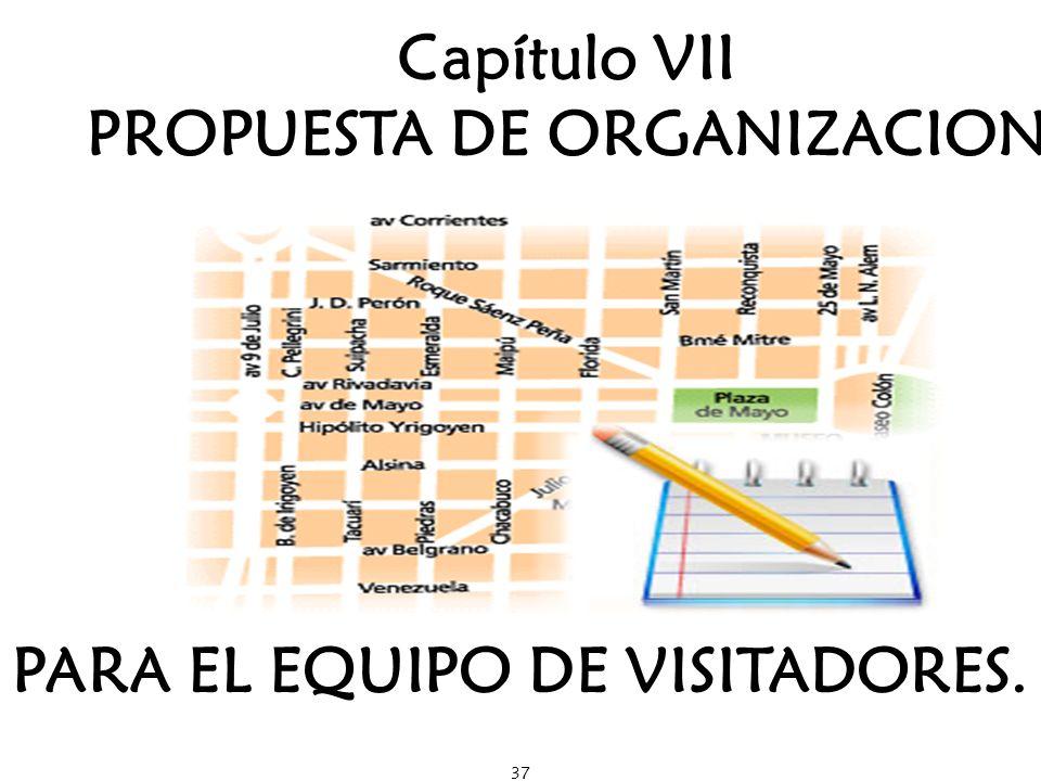 PROPUESTA DE ORGANIZACION
