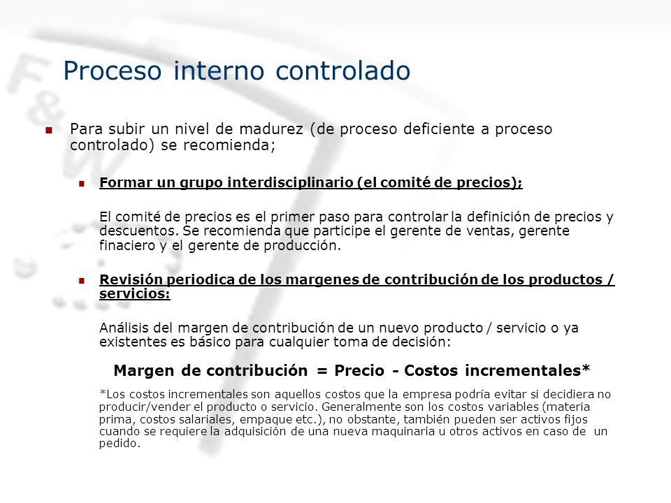 Proceso interno controlado