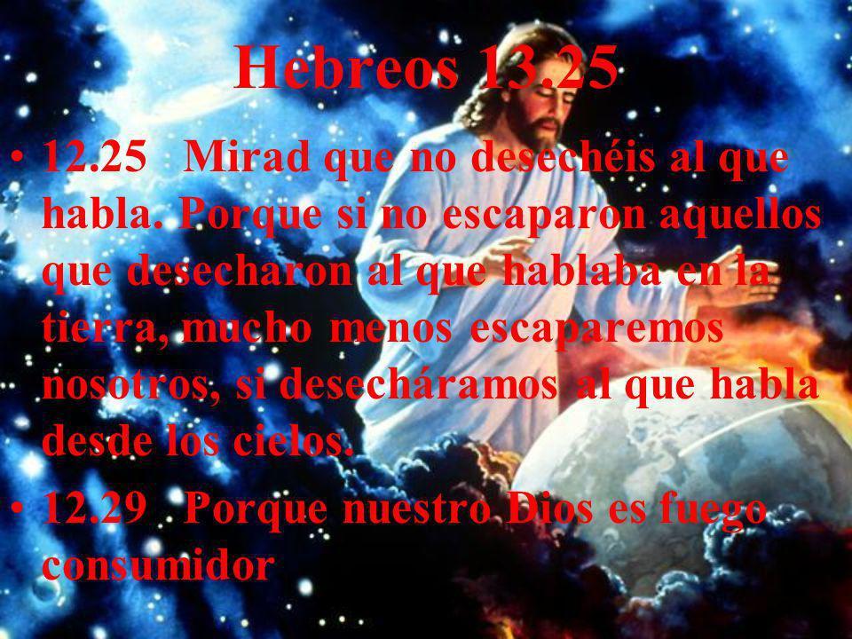 Hebreos 13.25
