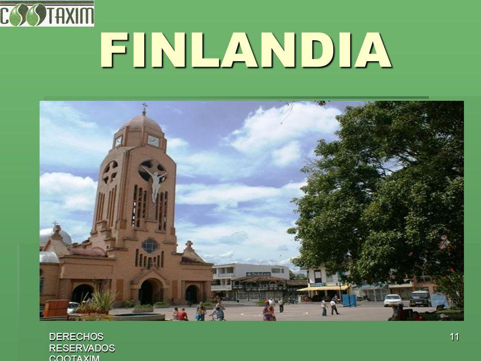 FINLANDIA DERECHOS RESERVADOS COOTAXIM