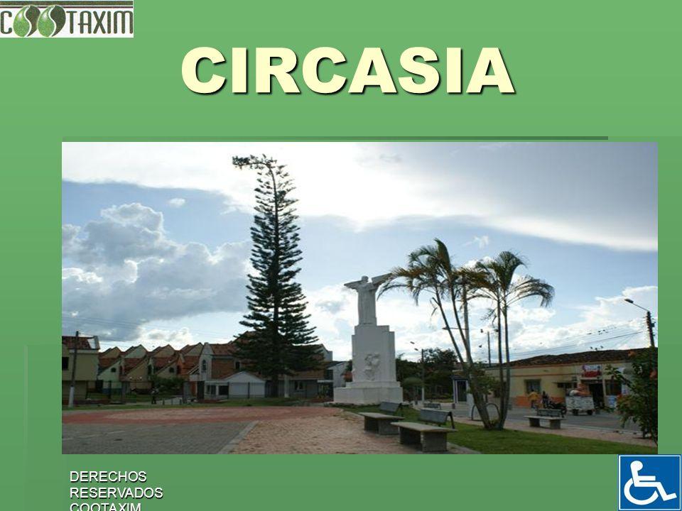 CIRCASIA DERECHOS RESERVADOS COOTAXIM