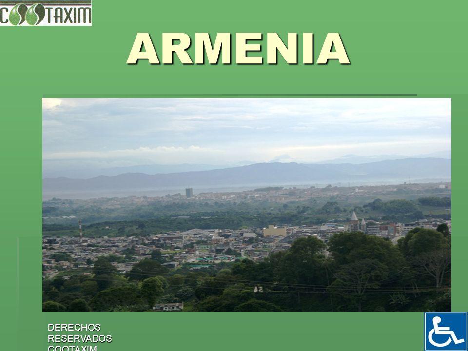 ARMENIA DERECHOS RESERVADOS COOTAXIM