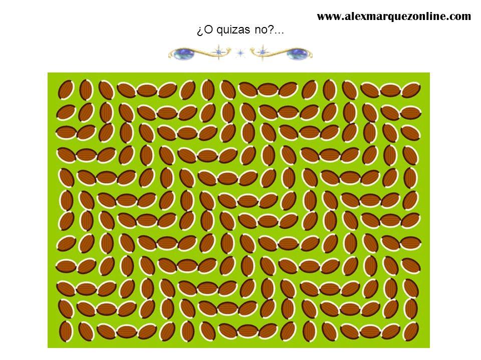 www.alexmarquezonline.com ¿O quizas no ...