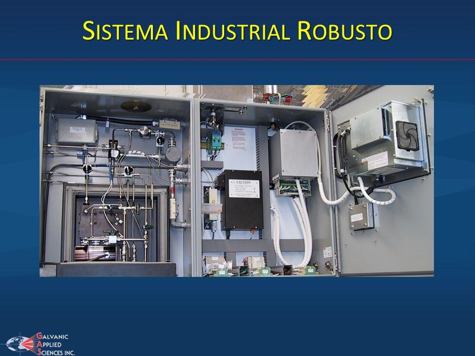 Sistema Industrial Robusto