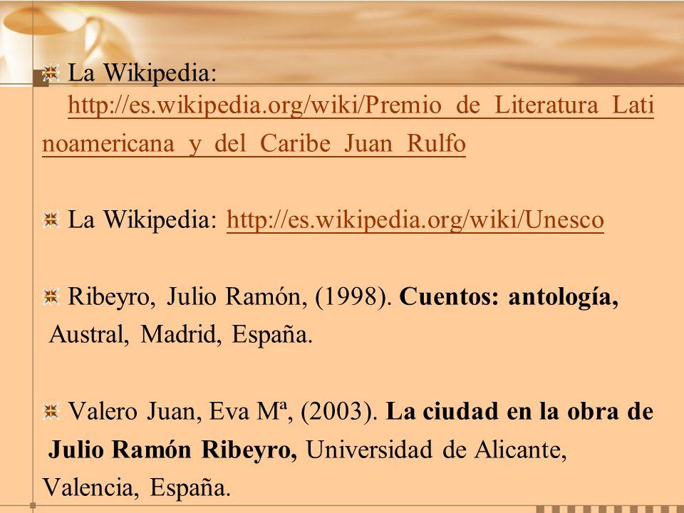 La Wikipedia: http://es.wikipedia.org/wiki/Premio_de_Literatura_Lati