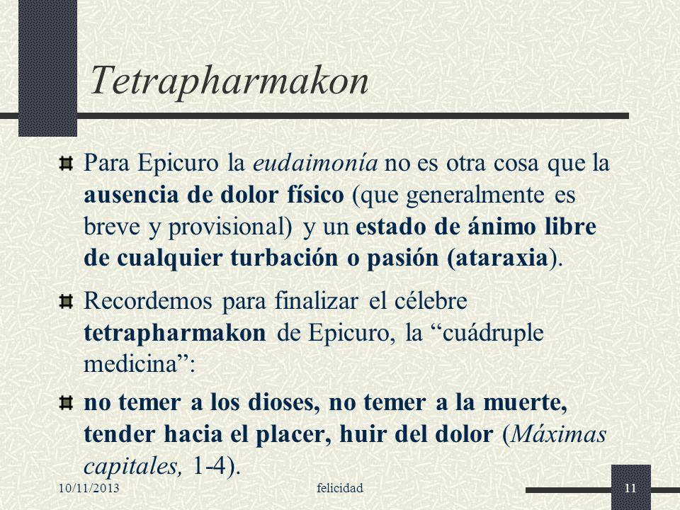 Tetrapharmakon