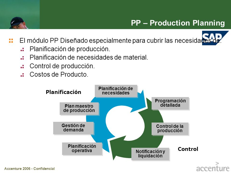 PP – Production Planning