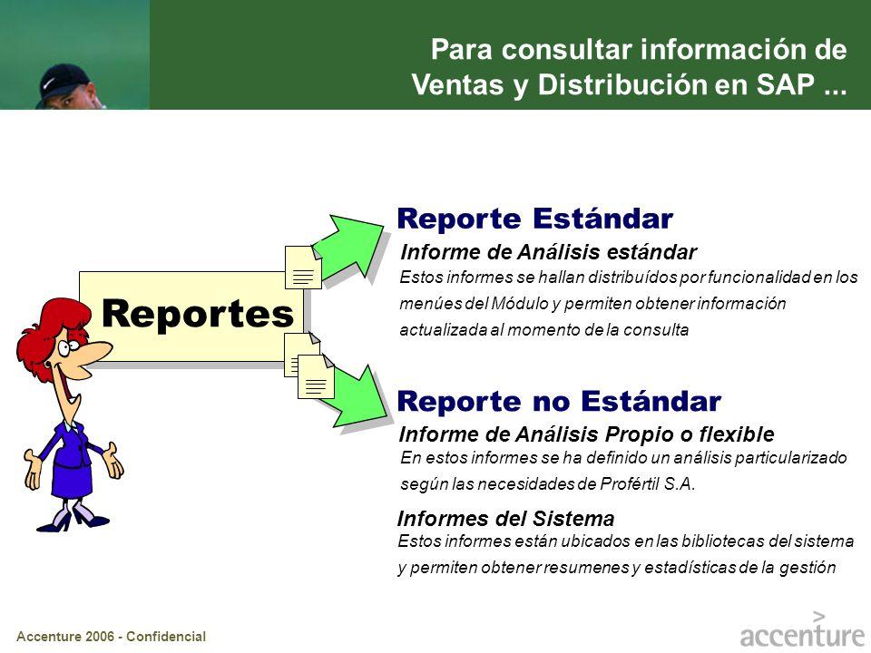 Informe de Análisis estándar Informe de Análisis Propio o flexible