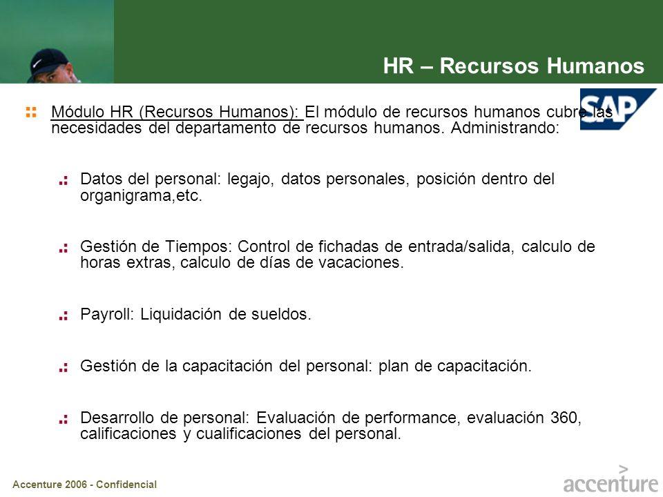 HR – Recursos Humanos