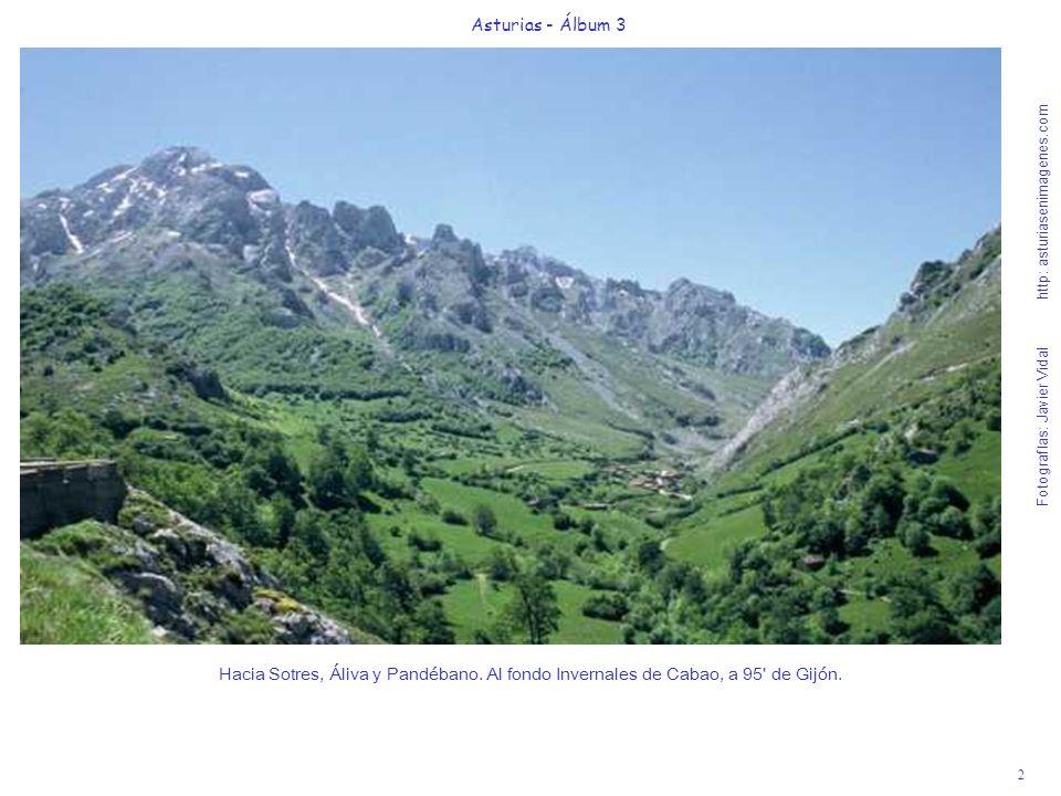 Asturias - Álbum 3
