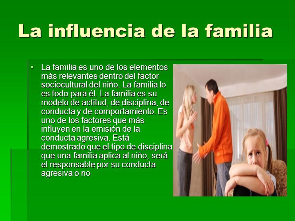 La influencia de la familia