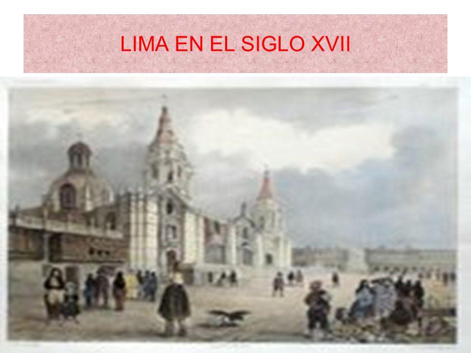 LIMA EN EL SIGLO XVII