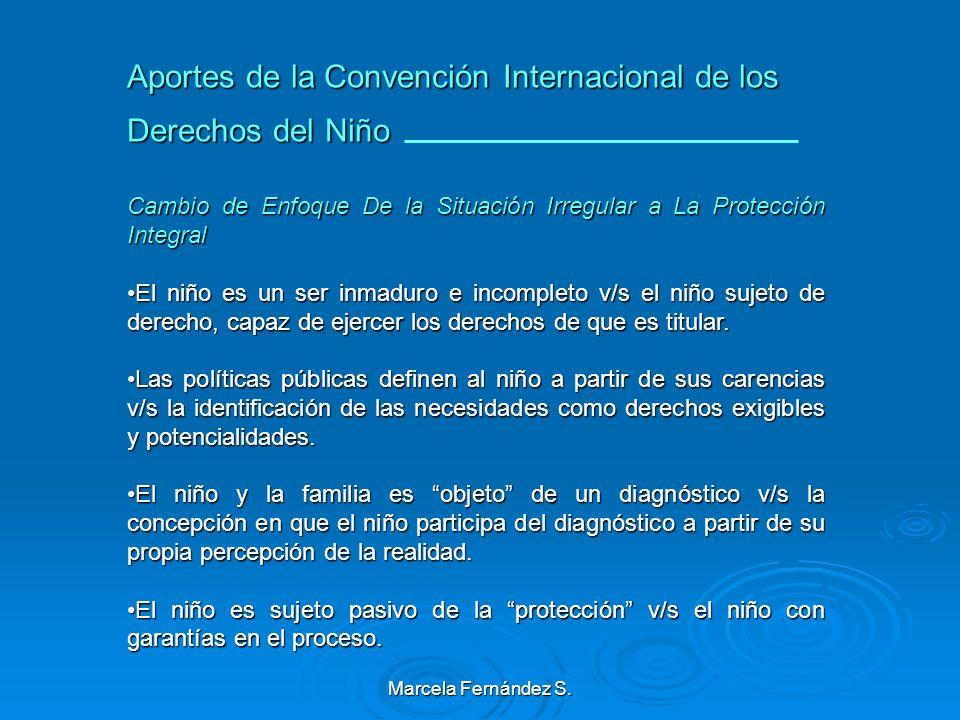 Aportes de la Convención Internacional de los Derechos del Niño