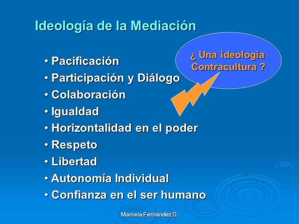Ideología de la Mediación
