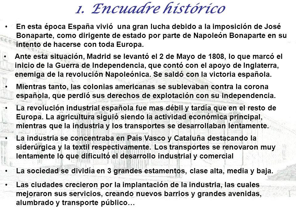 Encuadre histórico