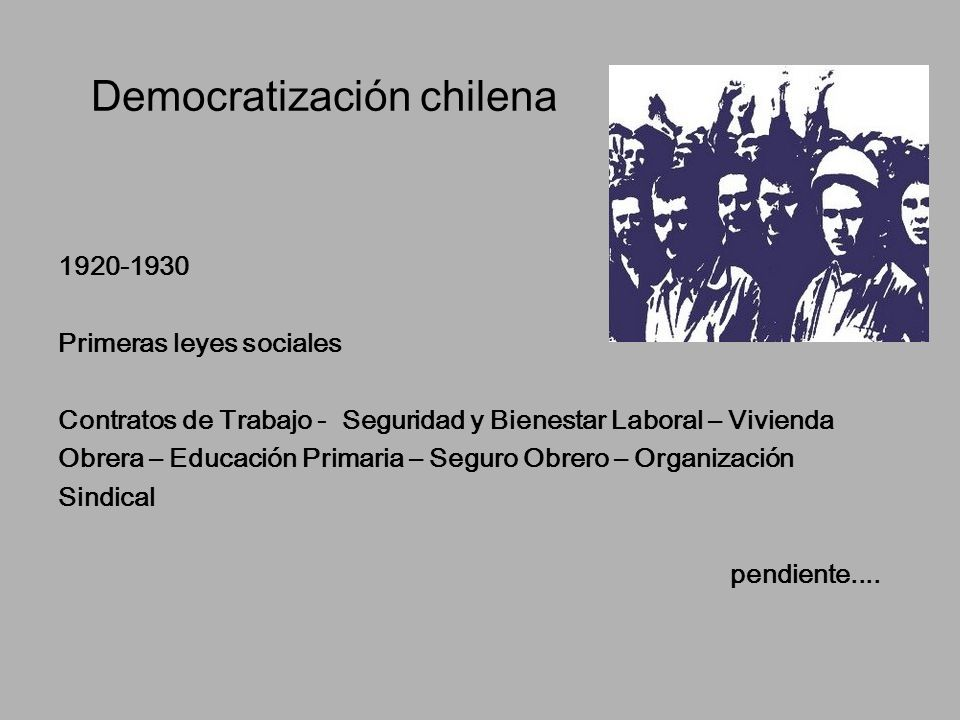 Democratización chilena