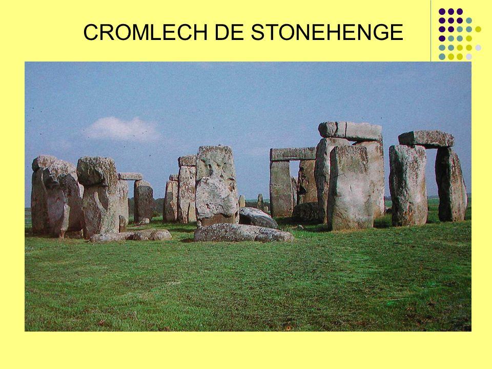 CROMLECH DE STONEHENGE