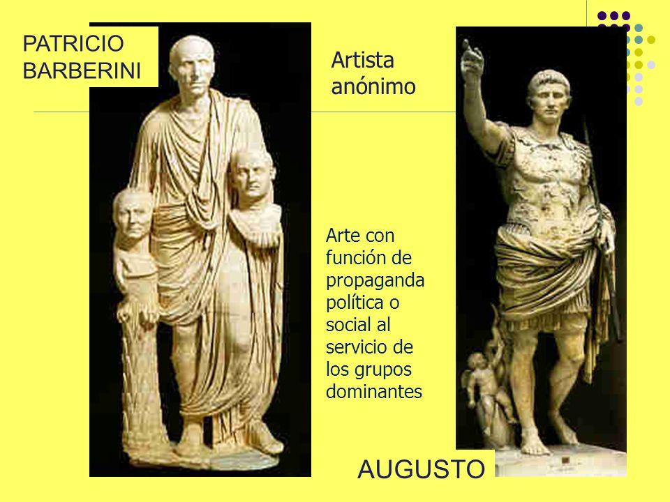 AUGUSTO PATRICIO BARBERINI Artista anónimo