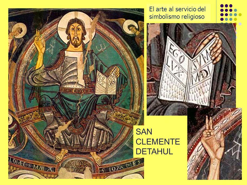 El arte al servicio del simbolismo religioso