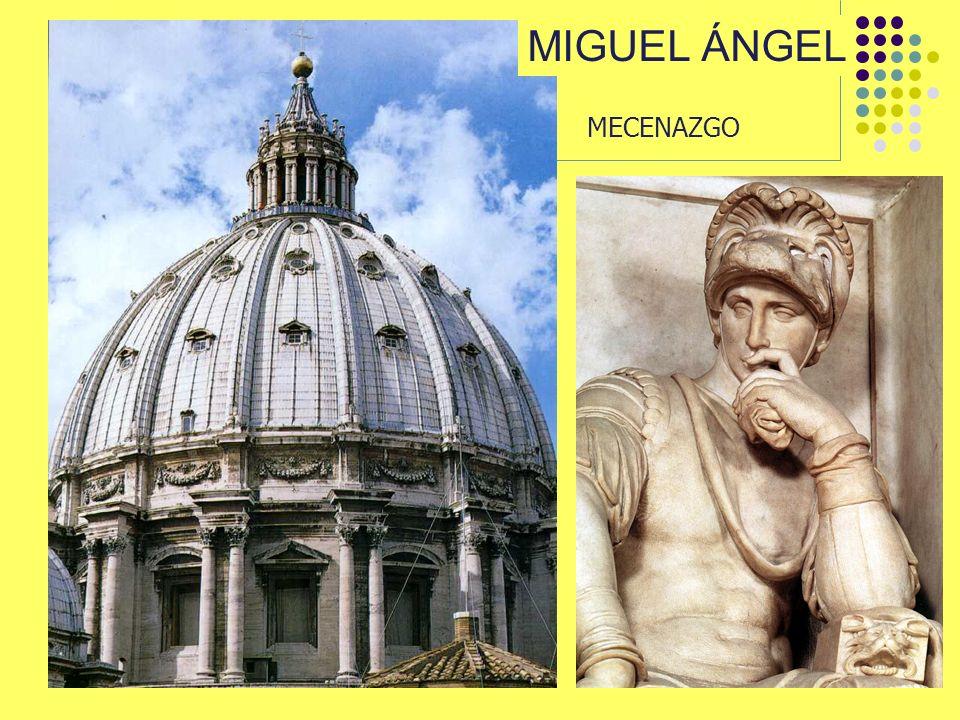 MIGUEL ÁNGEL MECENAZGO