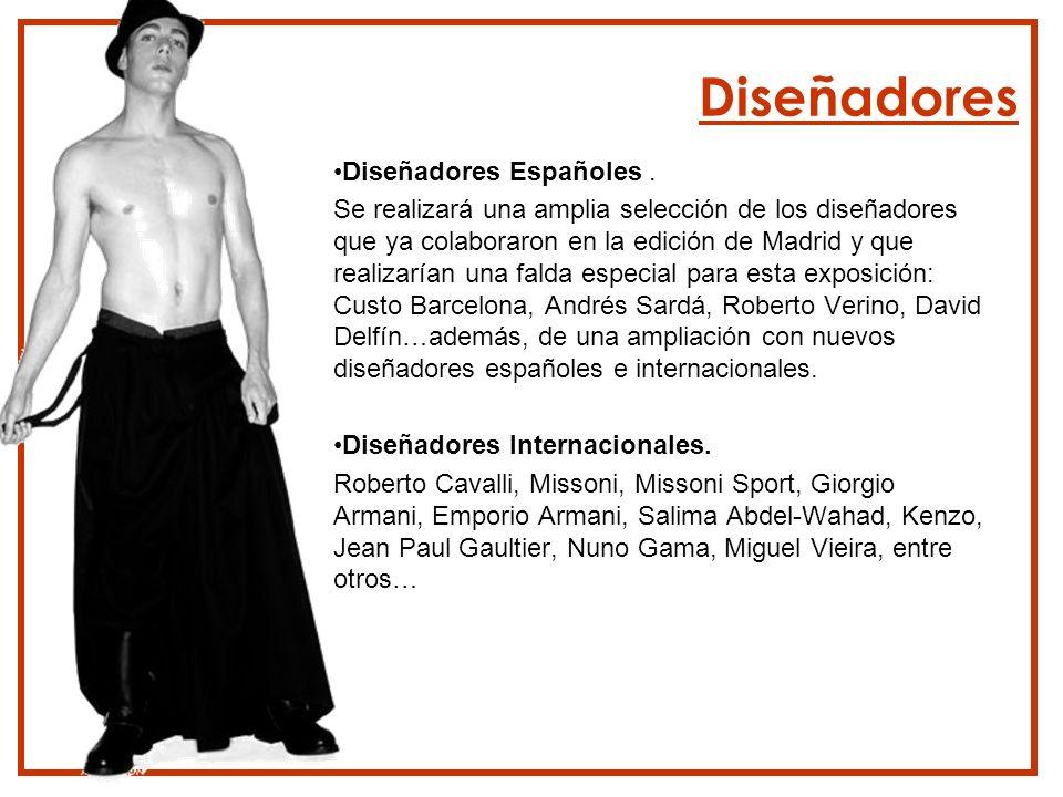 Diseñadores Diseñadores Españoles .