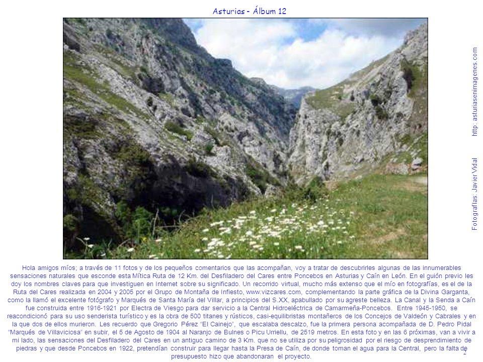 Asturias - Álbum 12 Fotografías: Javier Vidal http: asturiasenimagenes.com.