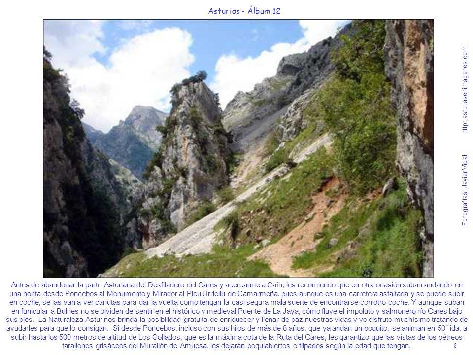 Asturias - Álbum 12Fotografías: Javier Vidal http: asturiasenimagenes.com.