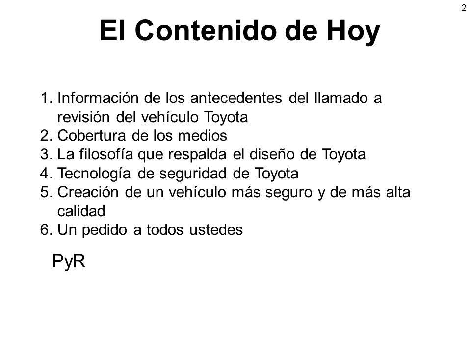 El Contenido de Hoy2.