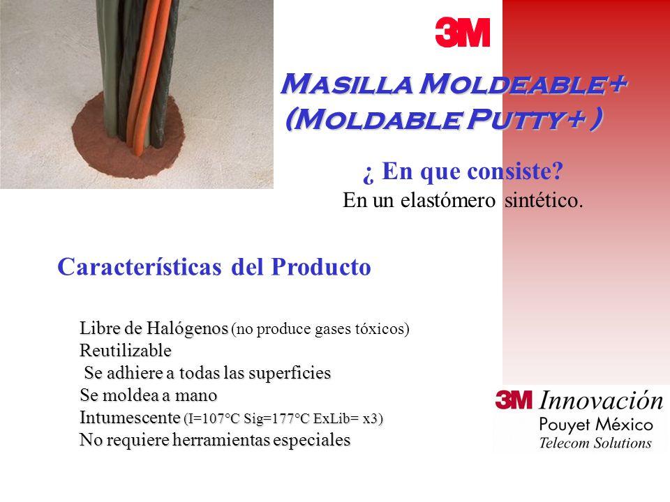 En un elastómero sintético.