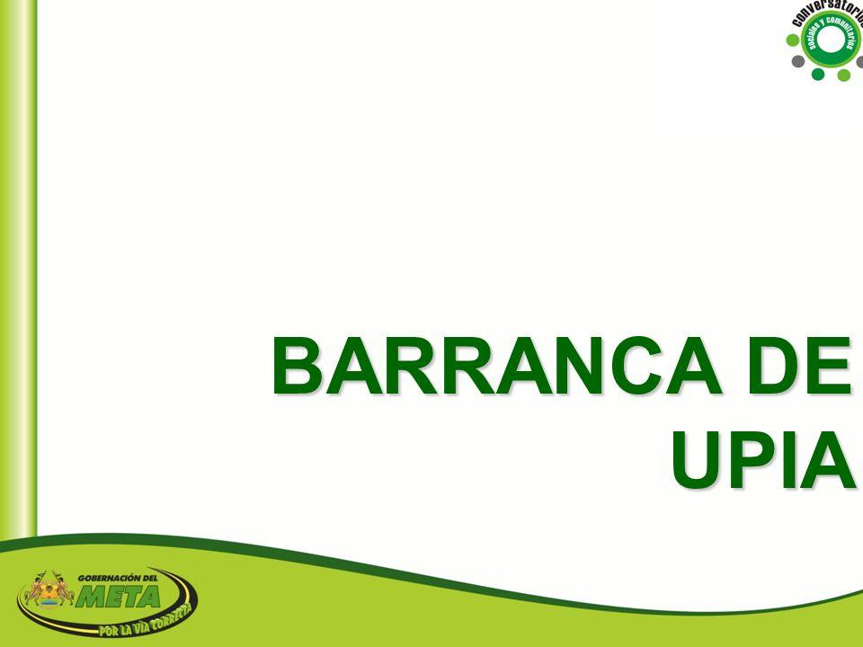 BARRANCA DE UPIA