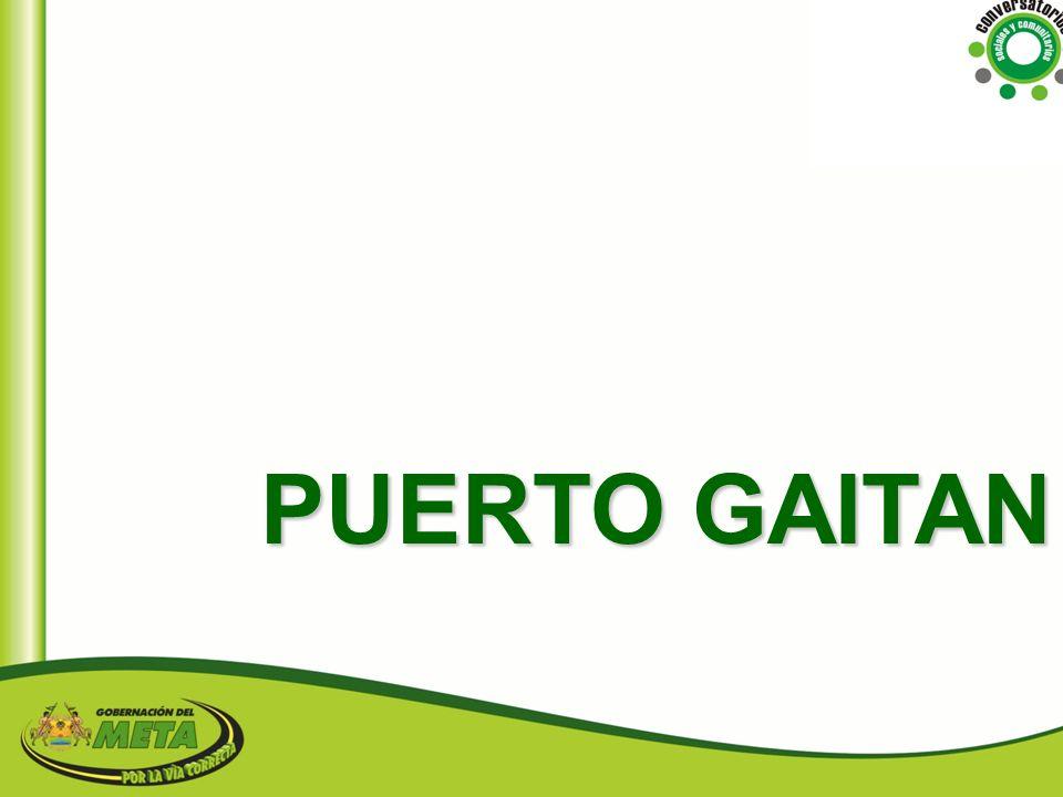 PUERTO GAITAN