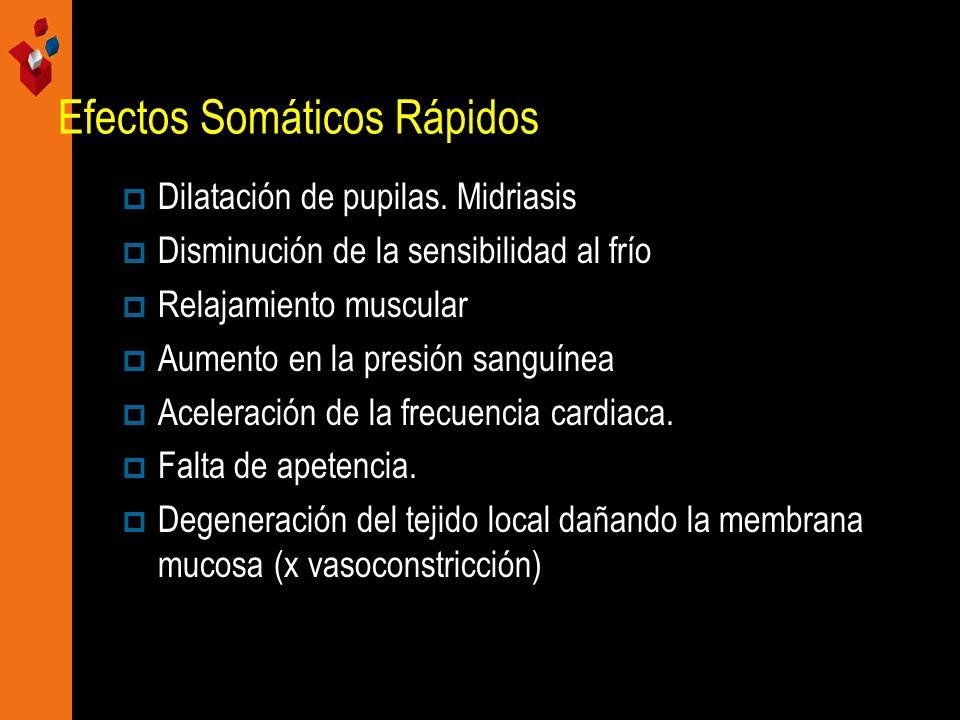 Efectos Somáticos Rápidos