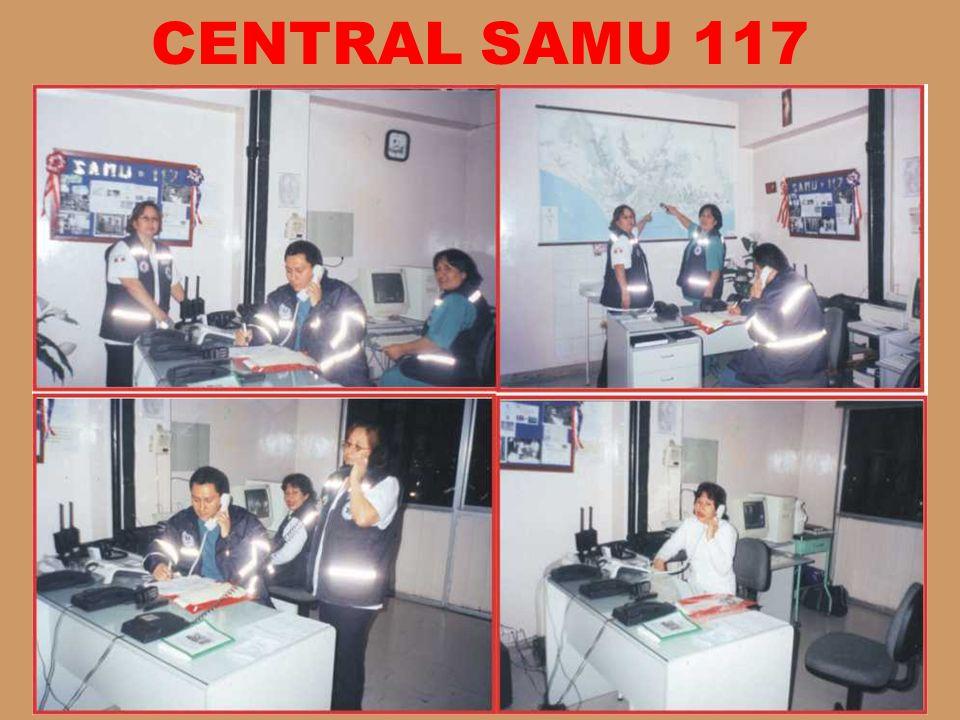 CENTRAL SAMU 117