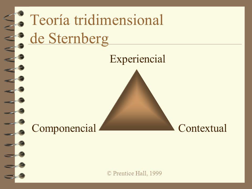 Teoría tridimensional de Sternberg