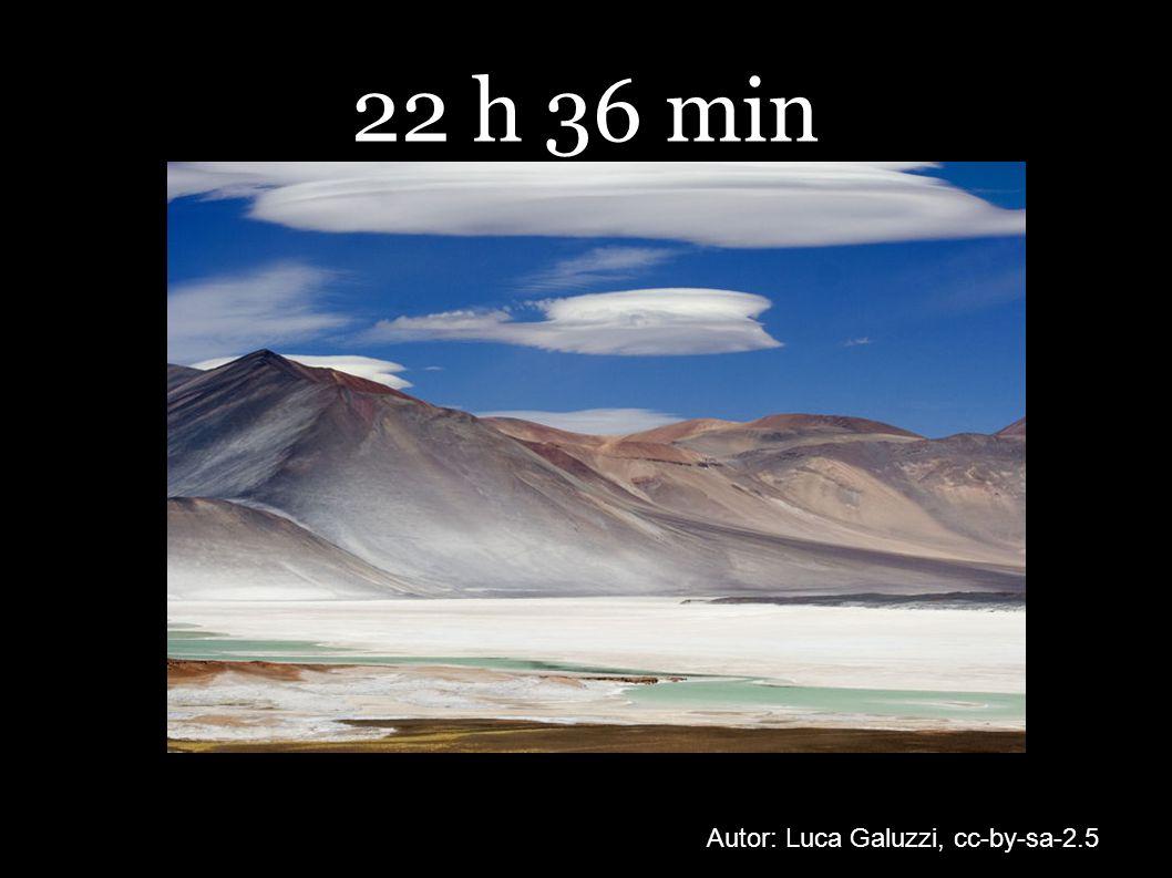 22 h 36 min Autor: Luca Galuzzi, cc-by-sa-2.5