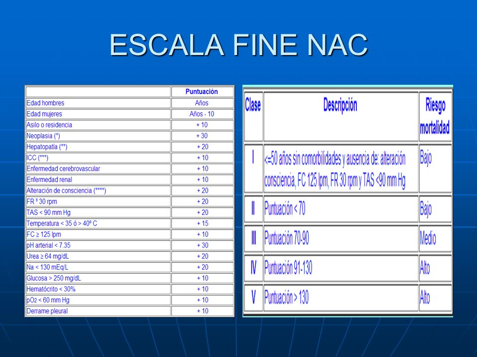 ESCALA FINE NAC