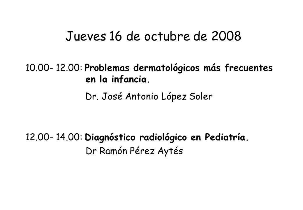 Dr. José Antonio López Soler