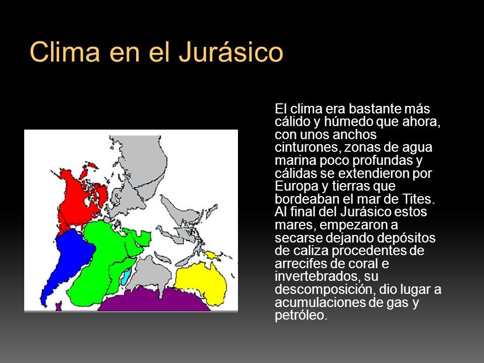 Clima en el Jurásico