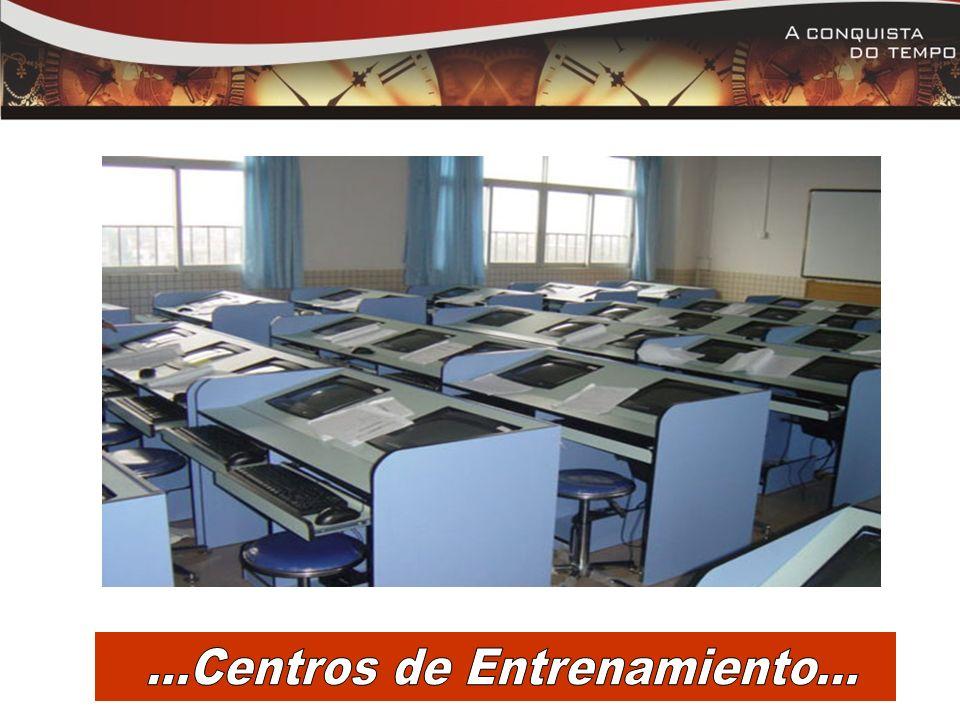 ...Centros de Entrenamiento...