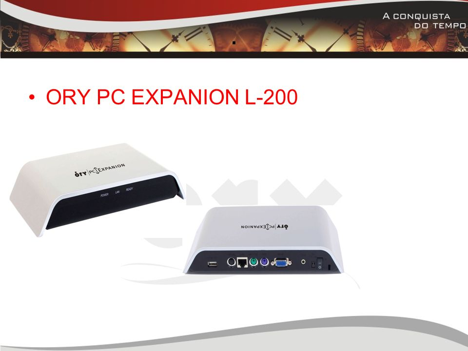 . ORY PC EXPANION L-200