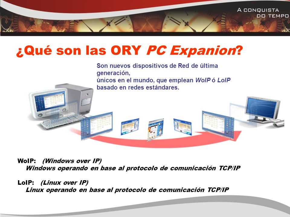 ¿Qué son las ORY PC Expanion