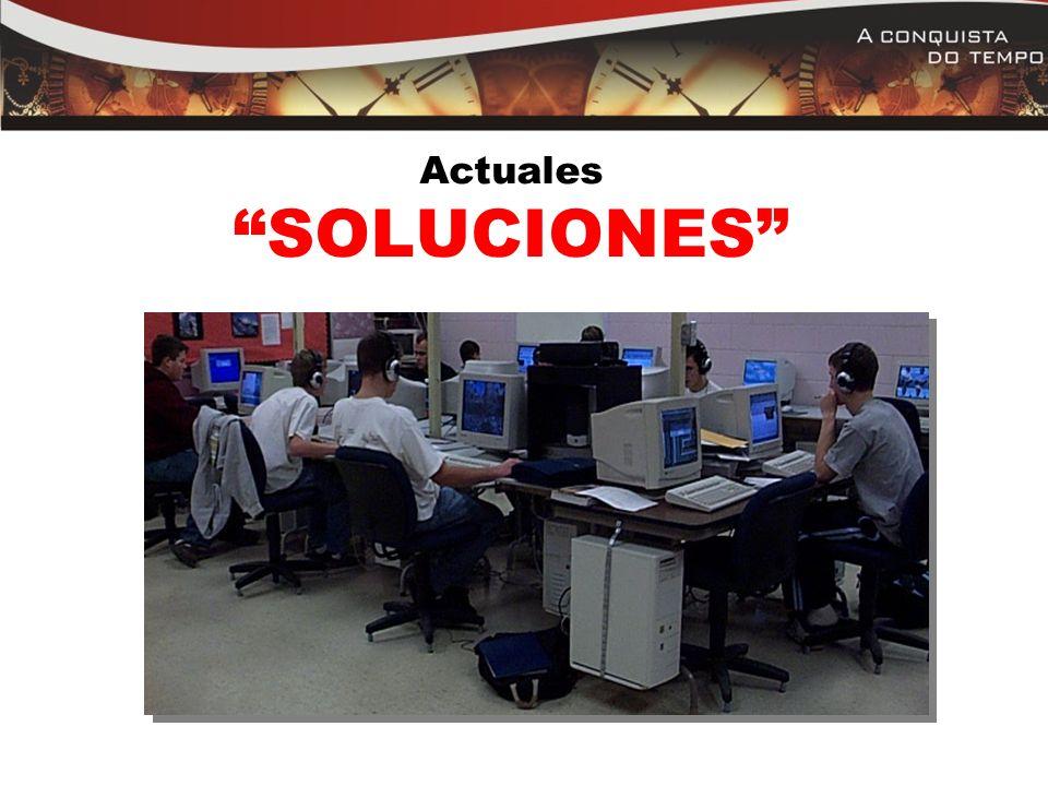 Actuales SOLUCIONES