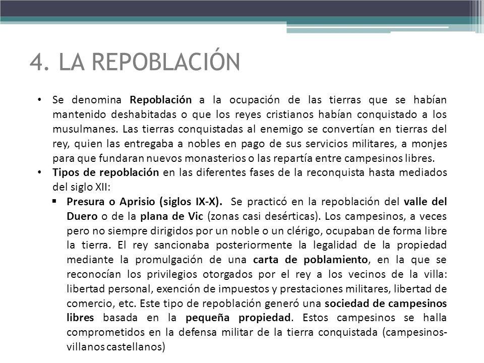 4. LA REPOBLACIÓN